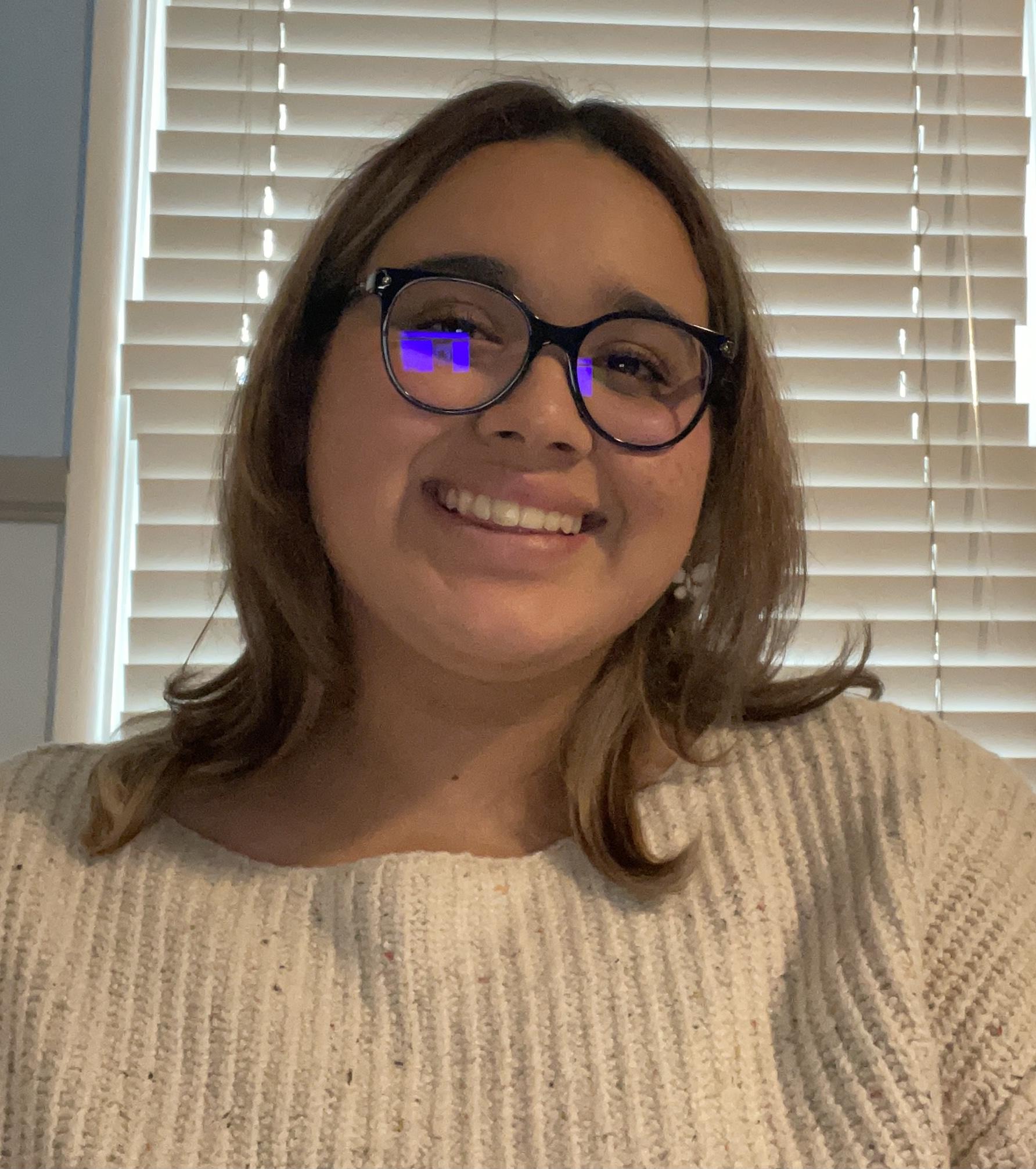 Alexa Castruita, Spring 2021 Fellow