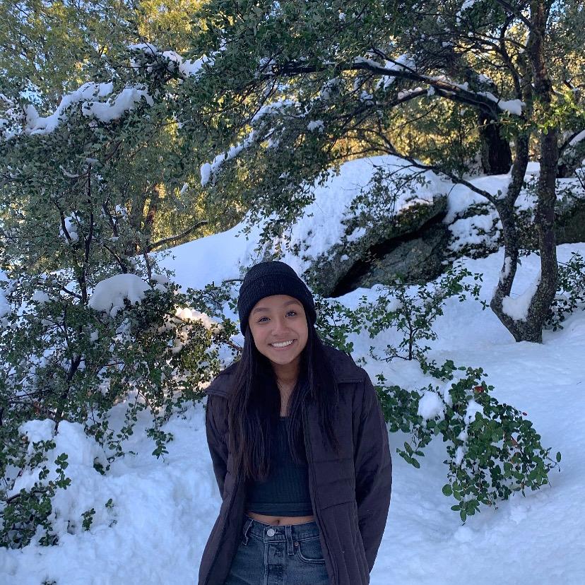 Bella Santos, Spring 2021 Fellow