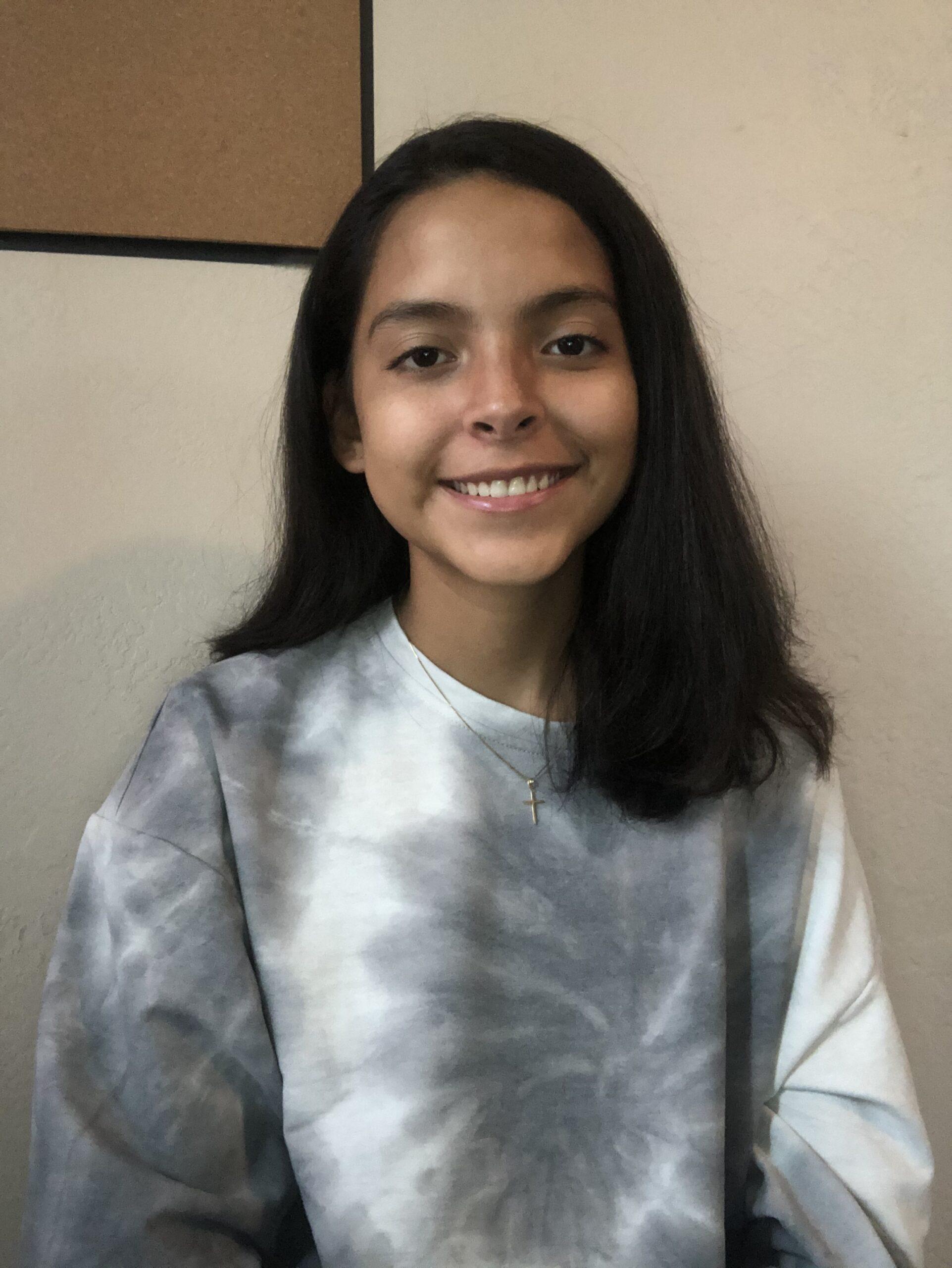 Natalia Armenta, Spring 2021 Fellow